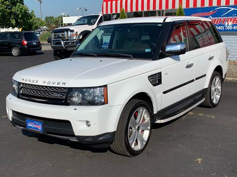 2013 Land Rover Range Rover Sport for sale at Mack 1 Motors in Fredericksburg VA