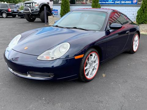1999 Porsche 911 for sale in Fredericksburg, VA