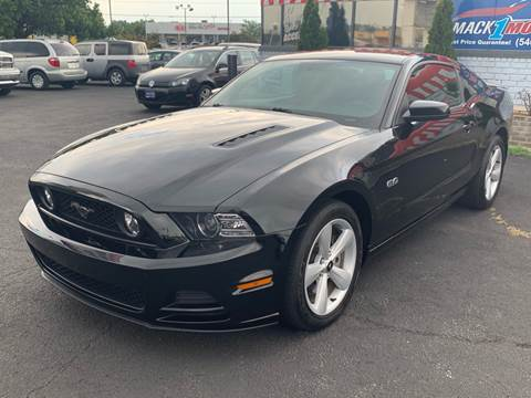 2014 Ford Mustang for sale at Mack 1 Motors in Fredericksburg VA