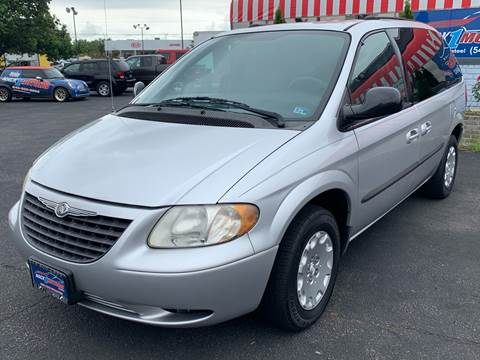 2004 Chrysler Town and Country for sale in Fredericksburg, VA
