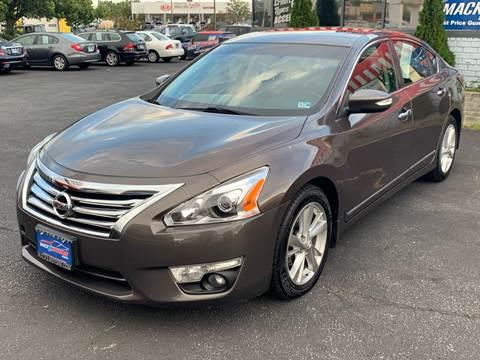2015 Nissan Altima for sale at Mack 1 Motors in Fredericksburg VA