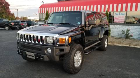 2007 HUMMER H3 for sale in Fredericksburg, VA
