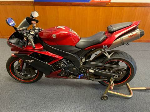 2007 Yamaha YZF-R1 for sale at Mack 1 Motors in Fredericksburg VA