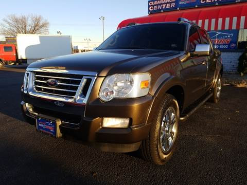 2008 Ford Explorer Sport Trac for sale at Mack 1 Motors in Fredericksburg VA