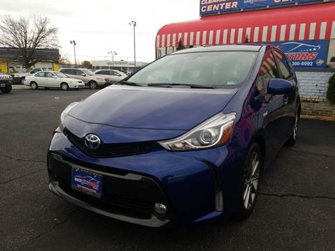 2015 Toyota Prius v for sale at Mack 1 Motors in Fredericksburg VA