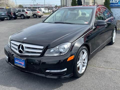 2013 Mercedes-Benz C-Class for sale at Mack 1 Motors in Fredericksburg VA