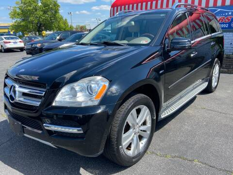 2012 Mercedes-Benz GL-Class for sale at Mack 1 Motors in Fredericksburg VA