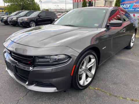 2018 Dodge Charger for sale at Mack 1 Motors in Fredericksburg VA