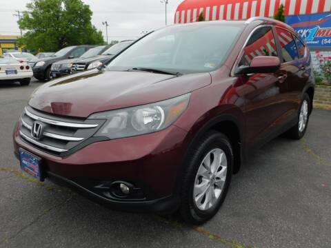 2013 Honda CR-V for sale at Mack 1 Motors in Fredericksburg VA