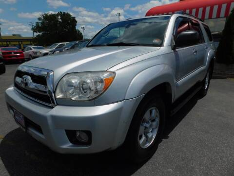 2008 Toyota 4Runner for sale at Mack 1 Motors in Fredericksburg VA