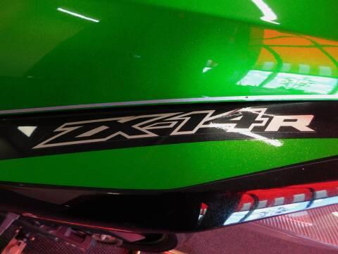 2016 Kawasaki Ninja ZX-14R