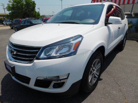 2016 Chevrolet Traverse for sale at Mack 1 Motors in Fredericksburg VA