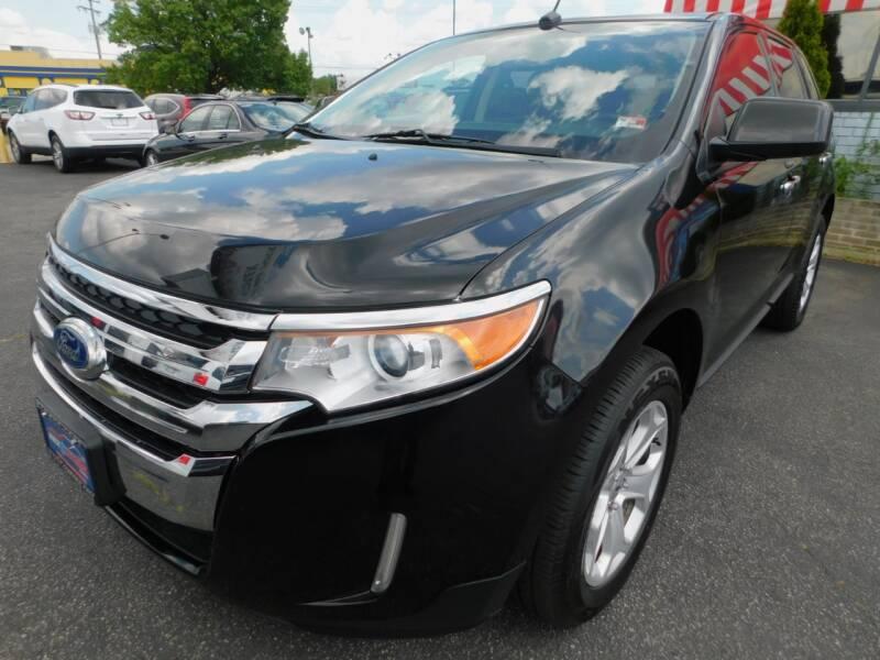 2011 Ford Edge for sale at Mack 1 Motors in Fredericksburg VA