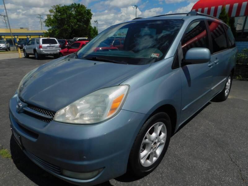 2004 Toyota Sienna for sale at Mack 1 Motors in Fredericksburg VA