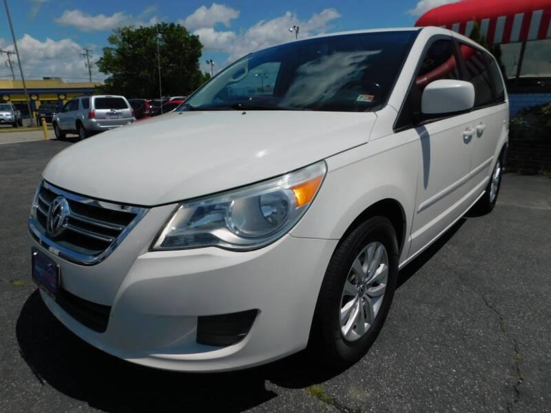 2012 Volkswagen Routan for sale at Mack 1 Motors in Fredericksburg VA