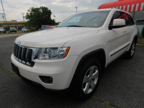 2012 Jeep Grand Cherokee for sale at Mack 1 Motors in Fredericksburg VA