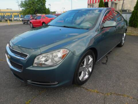 2009 Chevrolet Malibu for sale at Mack 1 Motors in Fredericksburg VA