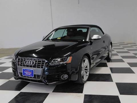 2010 Audi S5 for sale at Mack 1 Motors in Fredericksburg VA
