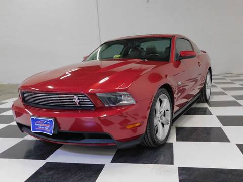 2011 Ford Mustang for sale at Mack 1 Motors in Fredericksburg VA