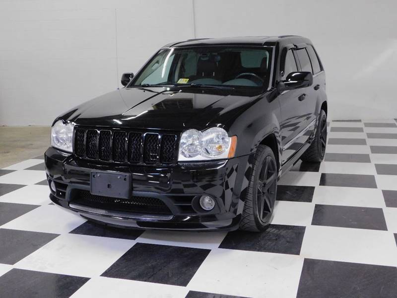 Good 2006 Jeep Grand Cherokee SRT8