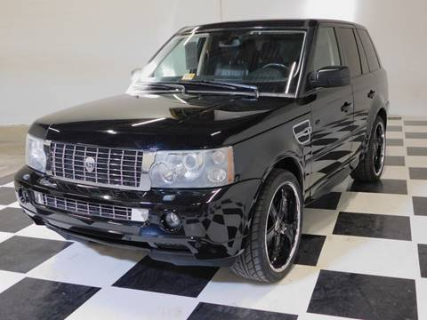 2006 Land Rover Range Rover Sport for sale at Mack 1 Motors in Fredericksburg VA