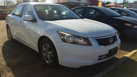 2010 Honda Accord For Sale In Tupelo, MS