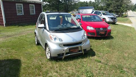 2009 Smart fortwo for sale in Oxford, ME