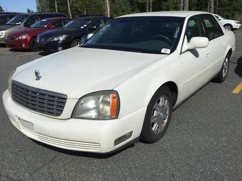 2004 Cadillac DeVille for sale in Oxford, ME