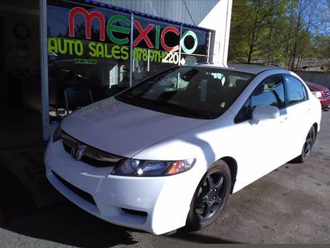 2010 Honda Civic for sale in Gainesville, GA