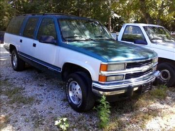 1994 Chevrolet Suburban for sale in Opelika, AL
