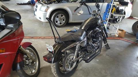 2005 HARLEY DAV XL1200C