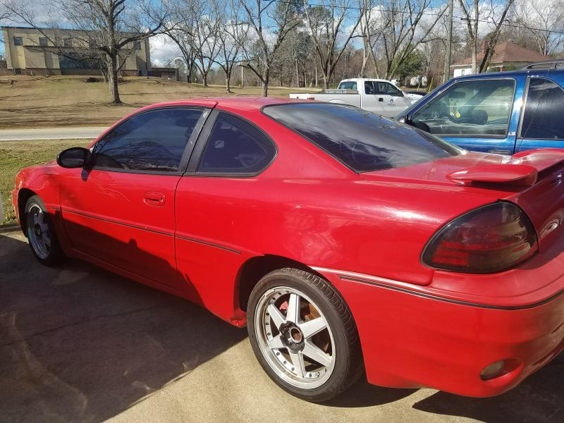 2004 Pontiac Grand Am GT 2dr Coupe - Opelika AL