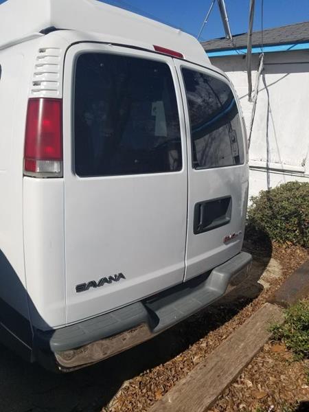 1997 GMC Savana Passenger RV G1500 - Opelika AL