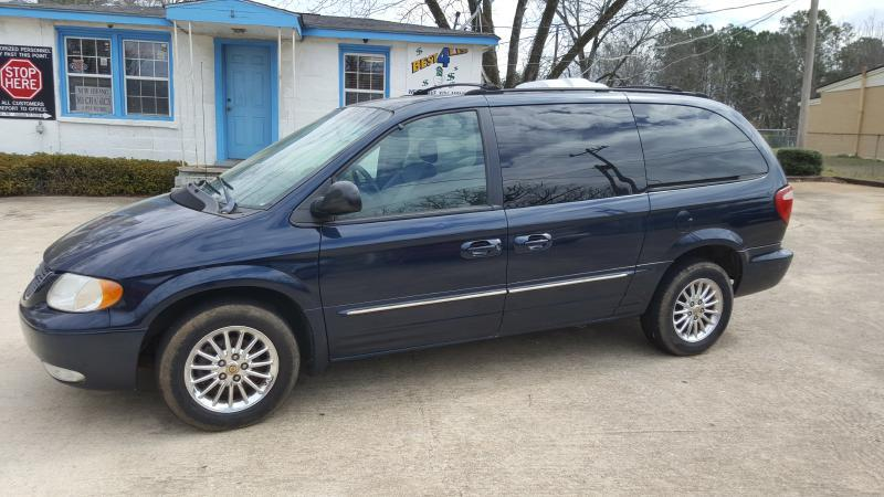 2002 Chrysler Town and Country LXi 4dr Extended Mini-Van - Opelika AL