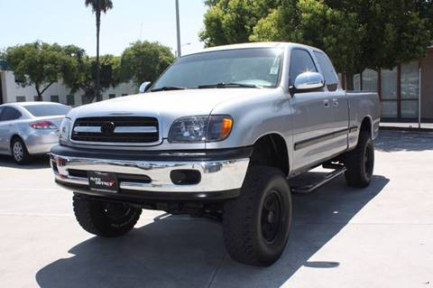 2002 Toyota Tundra for sale in Anaheim, CA