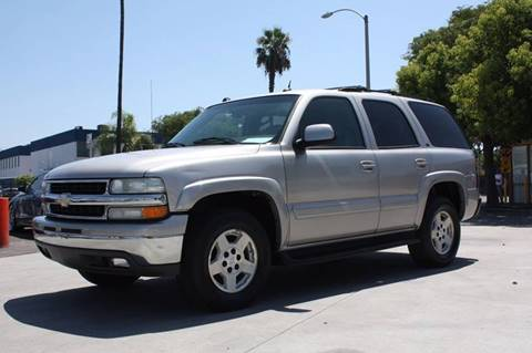 2004 Chevrolet Tahoe for sale in Anaheim, CA