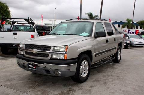 2004 Chevrolet Avalanche for sale in Anaheim, CA