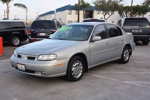 1998 Oldsmobile Cutlass for sale in Anaheim, CA