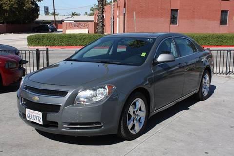 2009 Chevrolet Malibu for sale in Anaheim, CA