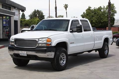 2001 GMC Sierra 2500HD for sale in Anaheim, CA