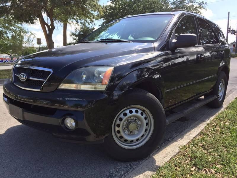 2005 Kia Sorento For Sale At TROPIKAR AUTO SALES In Hollywood FL
