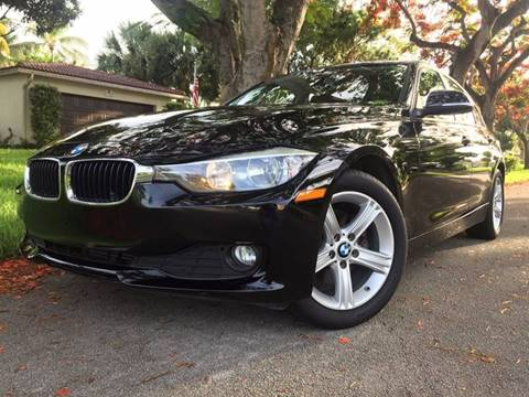 2014 BMW 3 Series for sale in Hollywood, FL