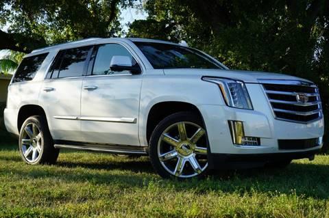 2018 Cadillac Escalade for sale in Hollywood, FL