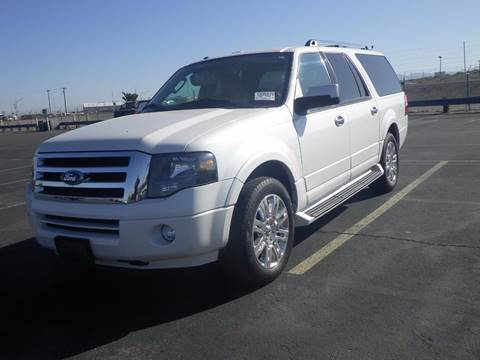 2011 Ford Expedition EL for sale in Pompano Beach, FL