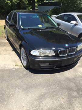 2001 BMW 3 Series for sale at EXPRESS AUTO SALES in Midlothian VA