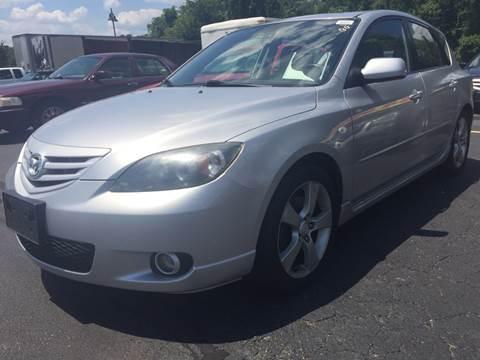 2006 Mazda MAZDA3 for sale at EXPRESS AUTO SALES in Midlothian VA