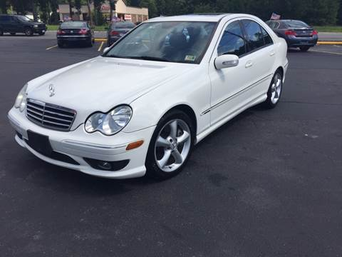 2006 Mercedes-Benz C-Class for sale at EXPRESS AUTO SALES in Midlothian VA