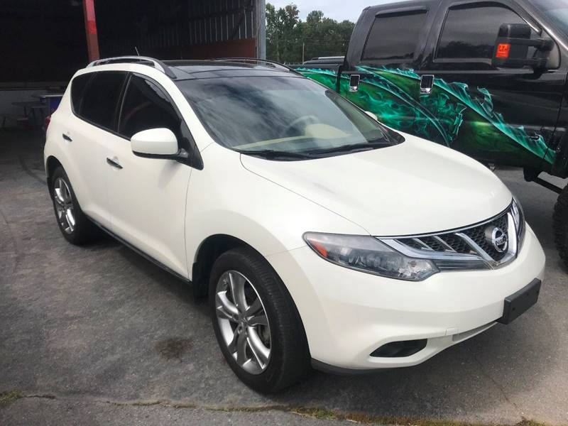 2011 Nissan Murano For Sale At Jaxen Motors In Cabot AR