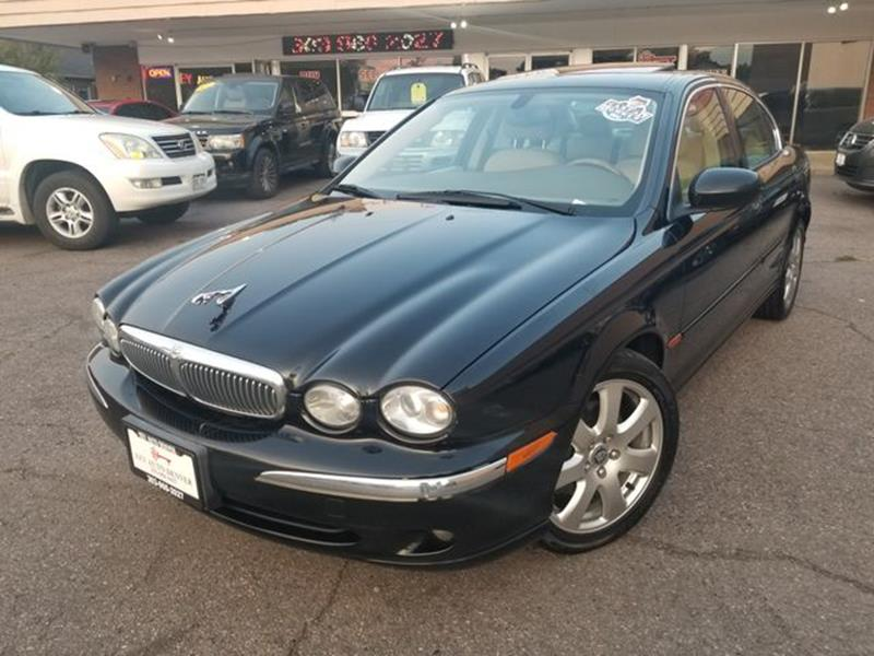 2004 Jaguar X Type For Sale At Key Auto Denver In Englewood CO