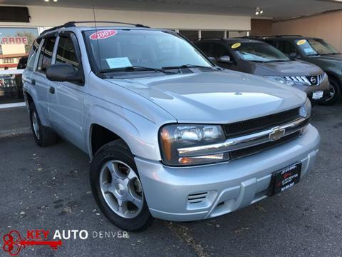 2007 Chevrolet TrailBlazer for sale in Englewood, CO